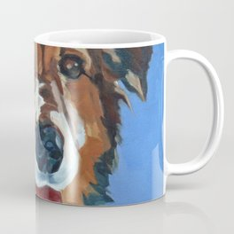 Myles the Dog Coffee Mug