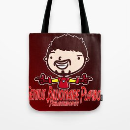 Player much? Tote Bag