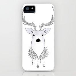 O Deer iPhone Case