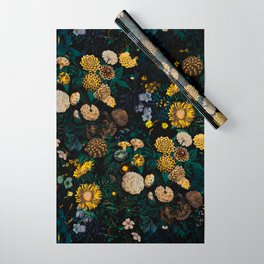 EXOTIC GARDEN - NIGHT II Wrapping Paper