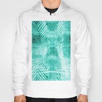 tie dye Hoodies featuring Tie Dye  by Jenna Davis Designs