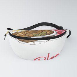 Extra Adobo Please Philippine Flag Filipino Pinoy Fanny Pack