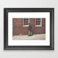 Daily Framed Art Print