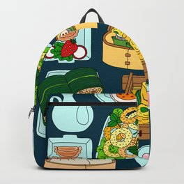 Dim Sum Lunch Backpack