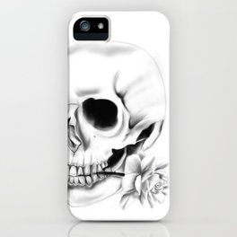 Skull Mariachis iPhone Case