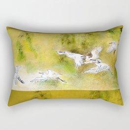 devoted Rectangular Pillow