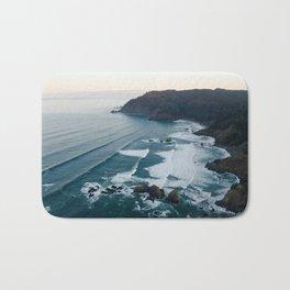 Oregon Coast Sunrise Bath Mat