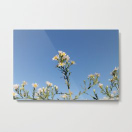 You're a wildflower Metal Print
