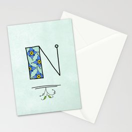 N Stationery Cards