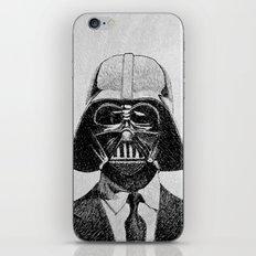 Darth Vader portrait iPhone & iPod Skin