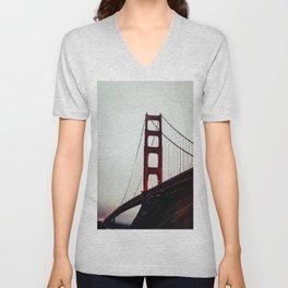 San Francisco Unisex V-Neck