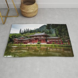 Japanese architecture #society6 #decor #buyart Rug