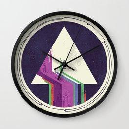 Portal Study Wall Clock