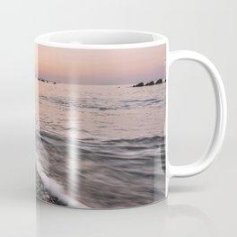 Last rays of light at sunset Coffee Mug