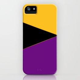 Margo , trio iPhone Case