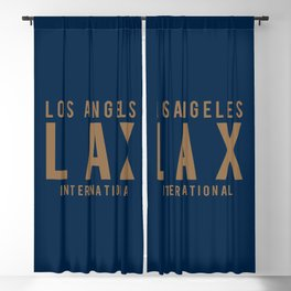 LAX Blackout Curtain