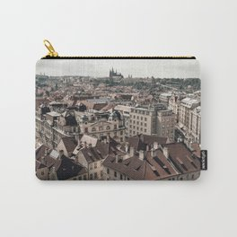 Prague Rooftop 02 Carry-All Pouch