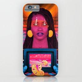 Soualiga iPhone Case