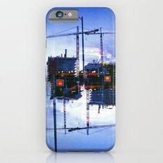 America ducking the question of origins (35mm multiple exposure) iPhone 6s Slim Case