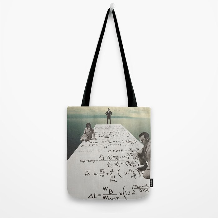 My Formula for making A Collage Tote Bag