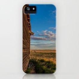 Grain Elevator 12 iPhone Case