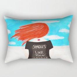 Smells Like Teen Spirit Rectangular Pillow