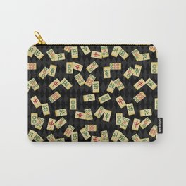 Mahjong Tiles Carry-All Pouch