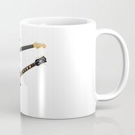 Elecric Guitars Coffee Mug
