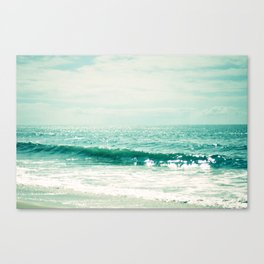 Sea of Tranquility... Canvas Print