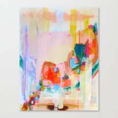 Now Smile Big Canvas Print