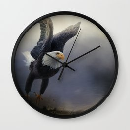 The Take Off Wall Clock