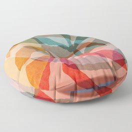 Summer Shadows Floor Pillow