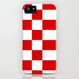 flag of bremen iPhone Case