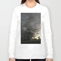 twilight Long Sleeve T-shirts featuring Twilight. by Mikhail Zhirnov