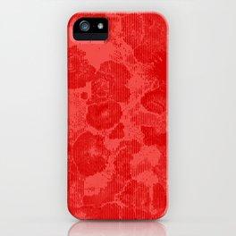 scratches iPhone Case