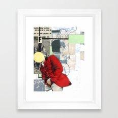 Hunt Framed Art Print