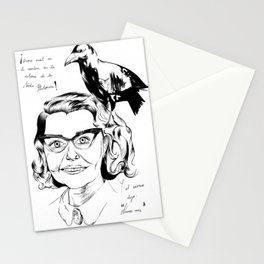 Corvus Corax Stationery Cards