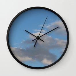 meantime · sky  Wall Clock