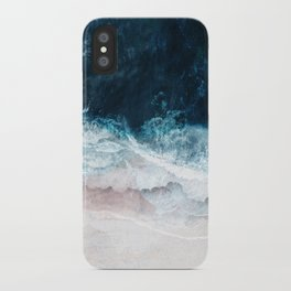 Blue Sea II iPhone Case