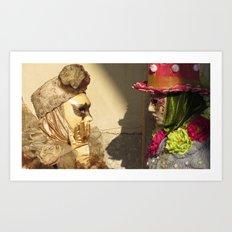Intimate  Art Print