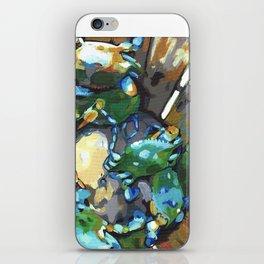 Bushel of Blue iPhone Skin