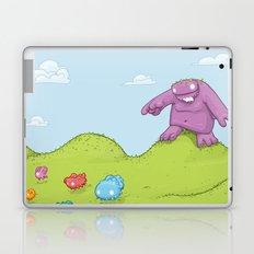 Marshmallow Hunting Laptop & iPad Skin
