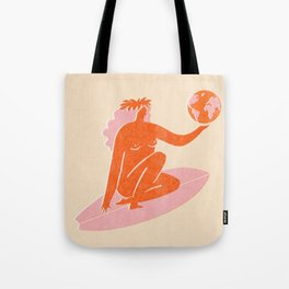 We are Earth Tote Bag