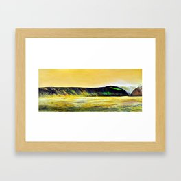 Morning Perfection Framed Art Print