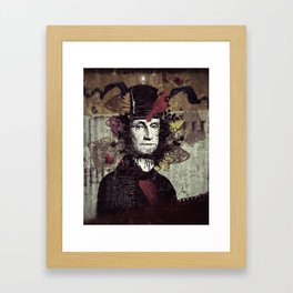 The Lord Framed Art Print