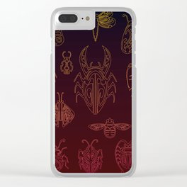 Little Beasts Love Potion Clear iPhone Case