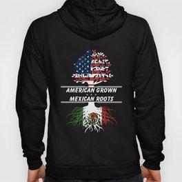 america grown mexican roots science tree  america science Hoody