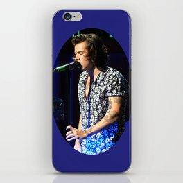 You Look So Good in Blue iPhone Skin