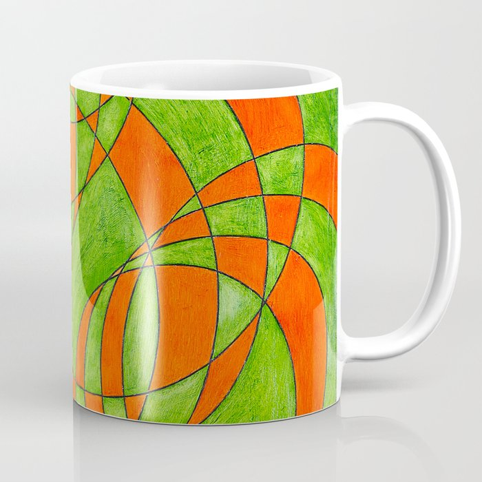 Intersection, No. 1 Coffee Mug
