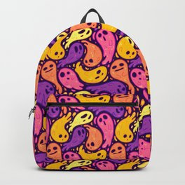 Good Lil' Ghost Gang in Warm Colors Backpack